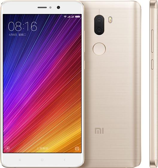 Mi 5S Plus okostelefon - 4+64GB, arany