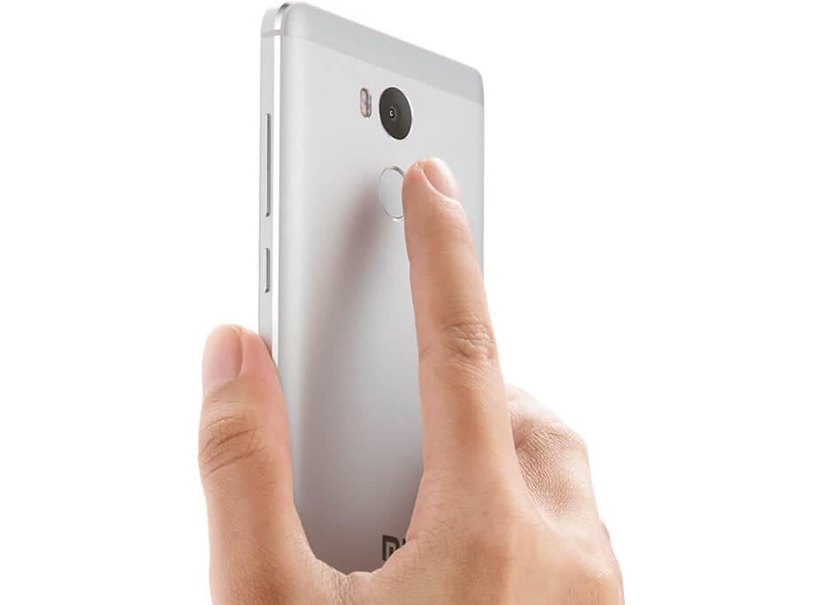 Redmi 4 PRO okostelefon - 3+32GB, ezüst