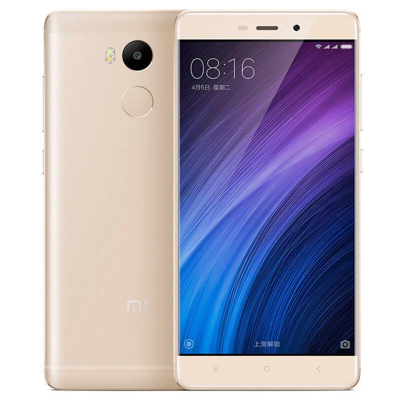 Redmi 4 PRO okostelefon - 3+32GB, arany