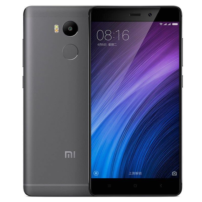 Smartphone Redmi 4 - 2+16GB - Cenușiu