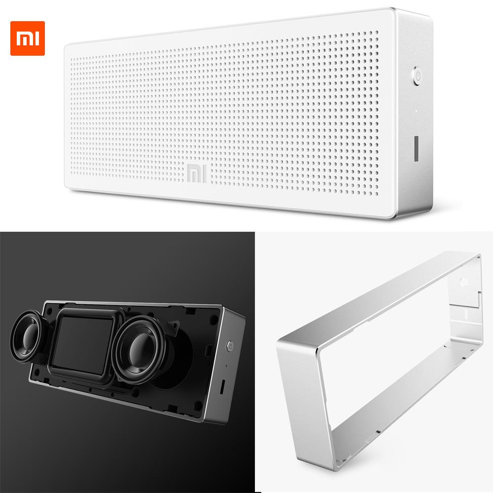 Speaker Mi Square Speaker Bluetooth - Alb