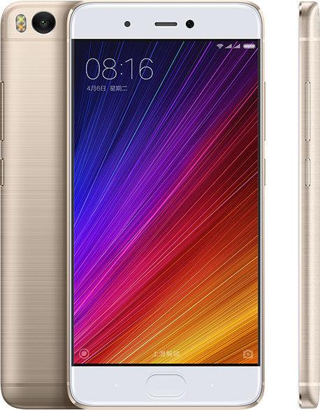 Mi 5S okostelefon - 3+64GB, arany