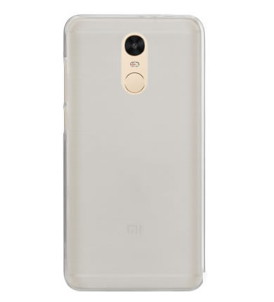 Husă silicon Xiaomi Redmi4 - Transparent